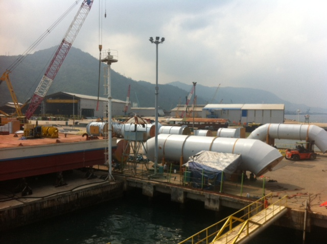 Loading Survey Project Cargo